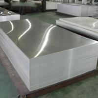 Buy cheap H116 / H321 Temper Marine Grade Aluminium Plate 10mm Thick Max 2280mm Width from wholesalers