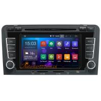 Buy cheap Audi A3 S3 Android Car Stereo , Car GPS Headunit Autoradio Stereo from wholesalers