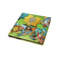 Buy cheap Water Proof Beautiful Baby Picture Book For Parent - Child Communication from wholesalers
