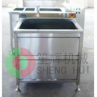 Buy cheap Factory direct sale low price vegetable washer QX-1P from wholesalers