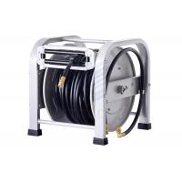 Buy cheap Spring Driven Hose Reel For Air And Water Tansfer , Heavy Duty Garden 1/4 Hose Reel from wholesalers