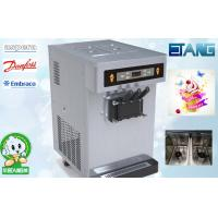 Buy cheap Automatic Soft Ice Cream Vending Machine Table Top 35 L/H 3 Flavor from wholesalers