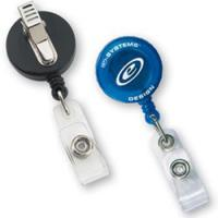 Buy cheap Round Secure-A-Badge™ with Alligator Clip from wholesalers