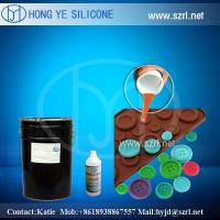 Buy cheap Hot sale liquid mold silicone rubber for button making in China from wholesalers