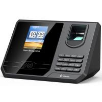 Buy cheap New Design Optional WiFi Standard TCP/IP Biometric Face Attendance System FF395 from wholesalers