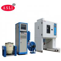 Buy cheap Thermal Combined Vibration Climatic Test Chamber Single Door Integrated Test System from wholesalers