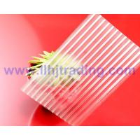 Buy cheap Crystal Twin Wall Polycarbonate Sheet from wholesalers