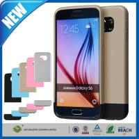 Buy cheap Ultimate Scratch Proof Interior Vibrant Samsung Protective Case Slim For Samsung S6 from wholesalers