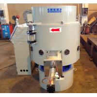 Buy cheap Waste Plastic Fiber Recycling Machine Plastic Agglomerator , PET Flakes Agglomerator from wholesalers