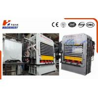 Buy cheap Certificated 1200T Hot Press Machine For Laminates 4'*8' Moulded Door Skin from wholesalers