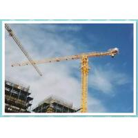 Buy cheap Heavy Duty Topless Construction Tower Crane Jib Length 60m And Mast Section L46A1 from wholesalers