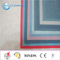 Buy cheap Cellulose and PET/PP Spunlace Nonwoven Fabric from wholesalers