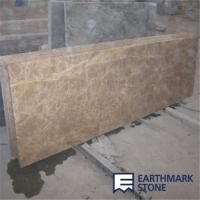 Buy cheap Light Emperador Brown Kichen Marble Countertop from wholesalers