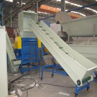 Buy cheap Large Capacity Plastic Extrusion Equipment PP PE Washing Crushing Drying Line from wholesalers