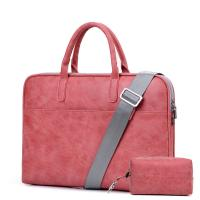 Buy cheap Stylish Women's Business Laptop Tote Bags Pink / Light Pink / Grey Optional from wholesalers