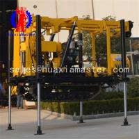 Buy cheap XYD-130 crawler hydraulic core drilling rig Machine New Type High Efficiency Hydraulic Water Well Drilling Rig from wholesalers