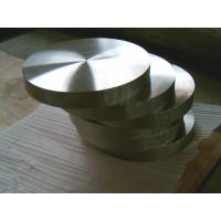 Buy cheap Corrosion Resistant Inconel 600 / UNS N06600 / 2.4816 Nickel Alloy Forged Disc ASTM B564 from wholesalers