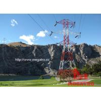 Buy cheap 230KV cross-river double circuit tension tower from wholesalers