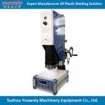 Buy cheap Ultrasonic Plastic Welding Machine Plastic Plugs Electronic Parts Welding from wholesalers
