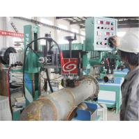 Buy cheap High Speed Pipe Welding Machine / Steel Pipeline Welding Machines from wholesalers