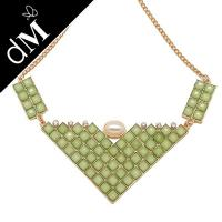 Buy cheap Resin beads collar charming simple style handcrafted necklaces  (JNL0134) from wholesalers
