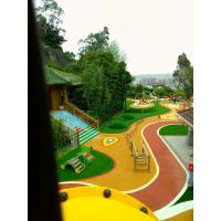 Buy cheap Anti Slipping EPDM Rubber Flooring For Playgrounds , Kindergartens product