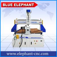 Buy cheap BLUE ELEPHANT CNC Machine Price List Multi-purpose CNC Wood Engraving Machinery 1122 with Rotary Device on the Table Sur from wholesalers