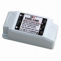 Buy cheap 3W x 1 Indoor LED Constant Current Driver with 90 to 264V AC Input Voltage Range from wholesalers