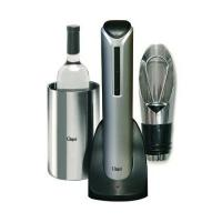 Buy cheap Rechargeable electric corkscrew wine opener from wholesalers