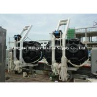 Buy cheap Ship Dock Pneumatic Rubber Fender Synthetic Tyre Cord Fabric Material from wholesalers