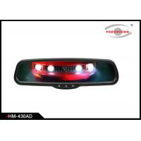 Buy cheap 1200cd / M2 High Brightness Rear View Mirror Backup Camera With Auto Dimming product