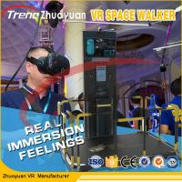 Buy cheap Video Game Head Tracking VR Space Walk Simulator With Interactive Platform from wholesalers