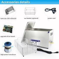 Buy cheap Silvercrest Benchtop Ultrasonic Cleaner for cleaning silver jewelly diamond , CE FCC from wholesalers