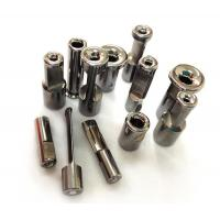 Buy cheap High Wear Resistance Carbide Alloy Motor Nozzle Custom Design For Winding Machine from wholesalers