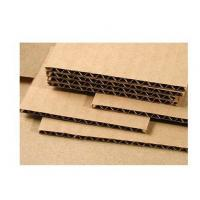 Buy cheap Wood Pulp Corrugated Card Sheets 3.0mm Thickness Grey Color Anti - Collision from wholesalers