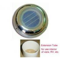 Buy cheap Multi-function Solar Power Fan/Vent from wholesalers