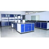 Buy cheap Anti - Rust Biology Lab Tables , Silver Science Lab Tables For Schools from wholesalers