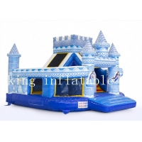 Buy cheap waterproof Princess Theme Inflatable Bouncy Castle For Adults from wholesalers