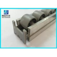 Buy cheap Roller Track End Cap Aluminum Tubing Joints For Pipe Rack System AL-50 from wholesalers