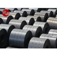 Buy cheap Secondary Stainless Steel Cold Rolled Coils With Raw Material SGCC / SPCC from wholesalers