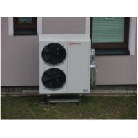 House Heating Hydronic Heat Pump System , 380V / 50HZ Air Temp Heat Pump Water Heater