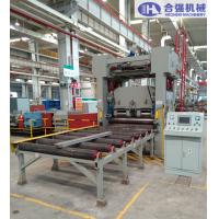 Buy cheap W43 SERIES PLATE STRAIGHTENING MACHINE, New condition Heavy Plate leveling machine / Plate leveler from wholesalers