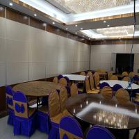 Buy cheap Top Hung Sliding Partitioning Walls With Ceiling Rails / Movable Wall Panels from wholesalers