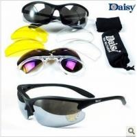 Buy cheap Daisy C3 Desert Storm Sun Glasses Goggles Tactical eye Protective UV400 Glasses from wholesalers