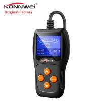 Buy cheap 12 Volts Automotive Battery Tester Analyzer KW600 For Cranking Charging Test from wholesalers