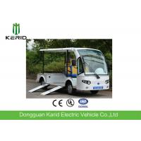 Buy cheap Mini Dimensions Modified Utility Pick Up Cart With Foldable Ramp For Wheel Chair Disabled from wholesalers