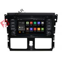 Buy cheap Quad Core 16G ROM Toyota DVD GPS Navigation For Toyota Vois 2013 2014 DVB - T2 product