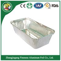 Buy cheap Super quality hot sell rectangular aluminum foil bbq container from wholesalers
