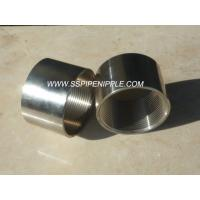 Buy cheap Seamless Merchant Steel Couplings Corrosion Resistant Long Working Life from wholesalers