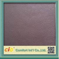 Buy cheap OEM Multi Color High Abrasion PVC Artificial Leather For Funiture Upholstery from wholesalers